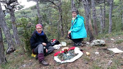 Jahreskreis-Wanderung Teilnehmerinnen Feedback