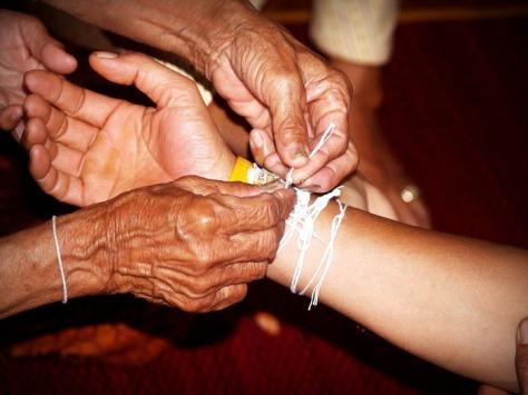 lebensfaden weitergeben großmutter tochter enkelin